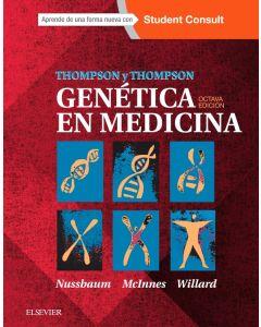 Thompson & Thompson. Genética en Medicina
