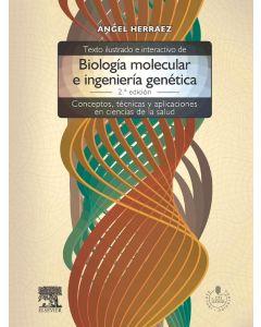 Texto ilustrado e interactivo de biología molecular e ingeniería genética