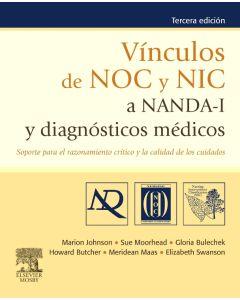 Vínculos de NOC y NIC a NANDA-I y diagnósticos médicos