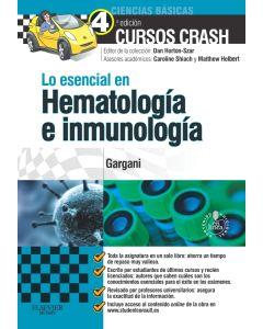 Lo esencial en Hematología e inmunología