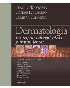 Bolognia. Dermatología: Principales diagnósticos y tratamientos