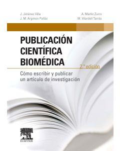 Publicación científica biomédica