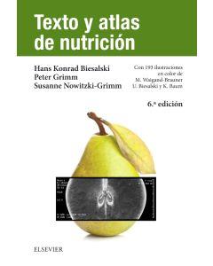 Texto y atlas de nutrición