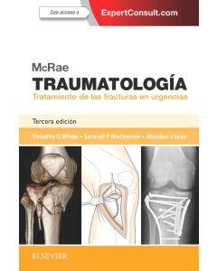 McRae. Traumatología. Tratamiento de las fracturas en urgencias