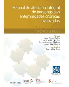 Manual de atención integral de personas con enfermedades crónicas avanzadas: aspectos clínicos